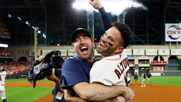 Jose Altuve hits walk-off home run, Astros advance to World Series with 6-4 win in ALCA Game 6
