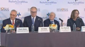 Memorial Hermann, Baylor Scott & White will merge to form massive Texas health system