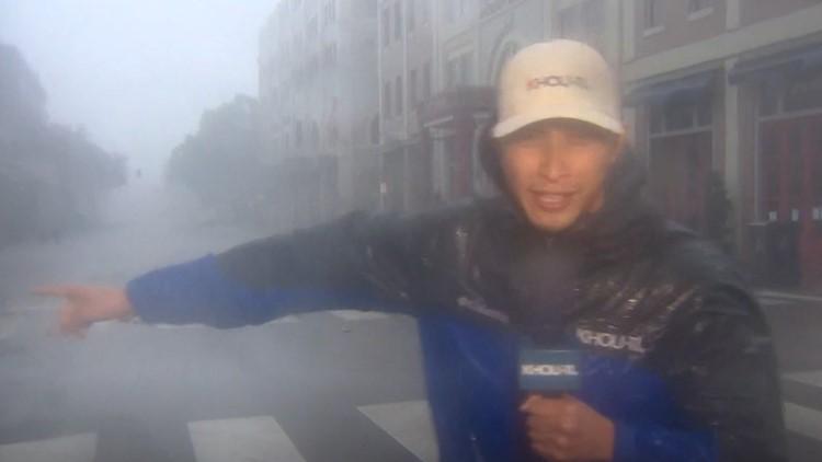 Hurricane Katrina survivor shows Ida damage in French Quarter