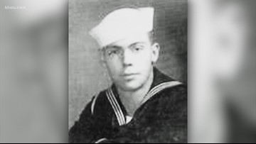 Remains of Pearl Harbor sailor identified as Texas native