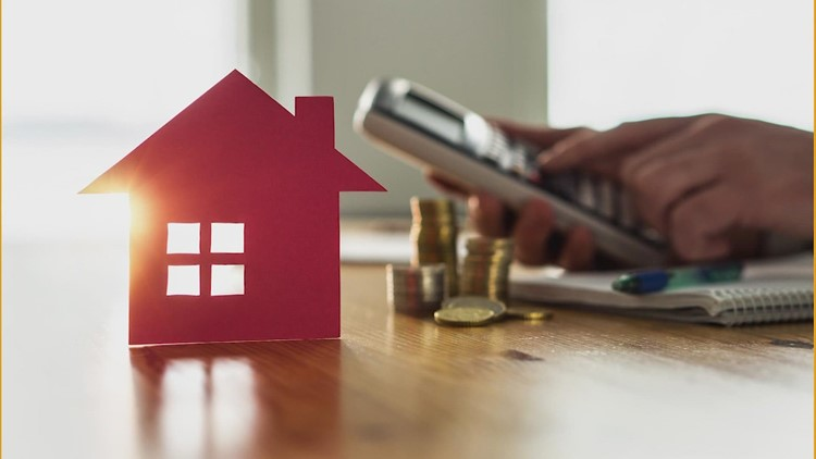 Why could Texans save money on property taxes next year?