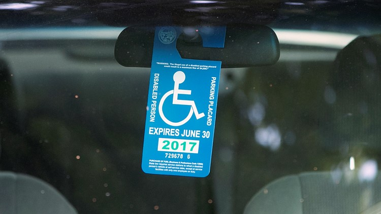 New Texas law draws controversy over disabled veterans' license plates