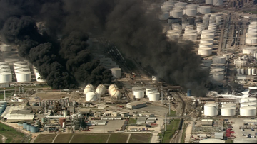 ITC Deer Park fire: Fire contained; TCEQ exploring legal actions against company