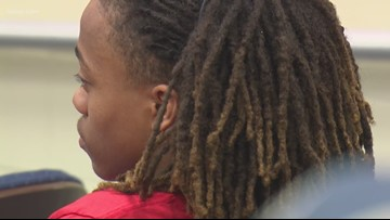 Texas teen won't be able to walk at graduation unless he cuts his dreadlocks