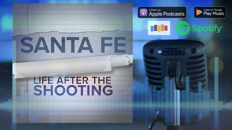 Santa Fe: Life After the Shooting graphic