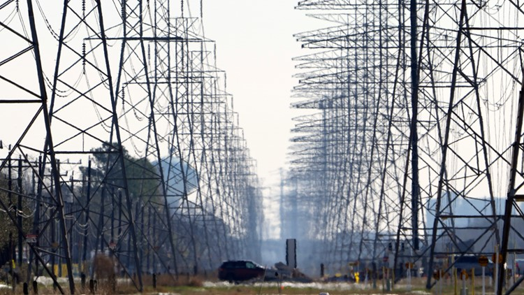 Monday saw an all-time record for power usage in Texas in the month of June, ERCOT officials say