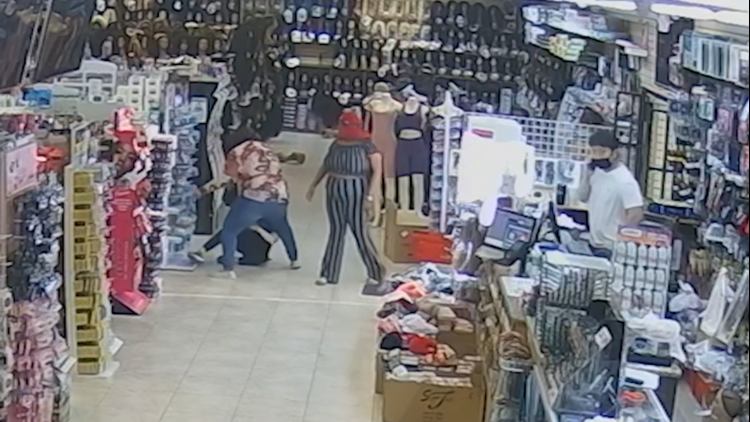 Attack of Asian store owner in Houston was hate crime, Harris County grand jury says
