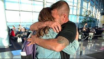 Houston-area Navy veteran reunited with family after jailed in Thai prison for over a year