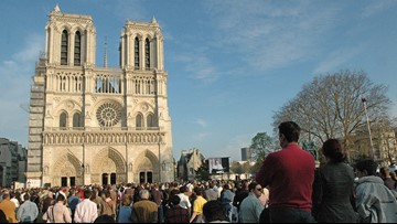 The history and impact of Paris' Notre Dame Cathedral