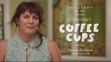 Kahlua Peppermint Coffee Cups