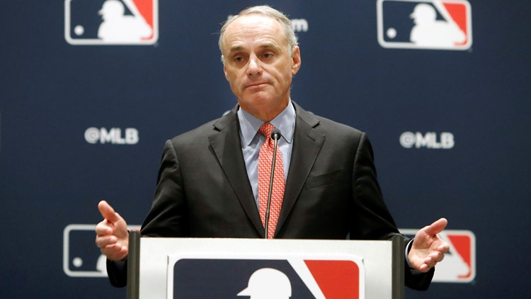 Manfred: MLB expansion fee could be in $2.2 billion range