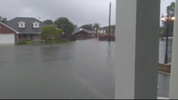 Miles de rescates y evacuados por depresión tropical Imelda en el sureste de Texas