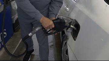 VERIFY: Are gas prices dropping because of the coronavirus?
