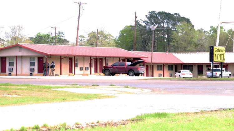 Gateway Motel in Kirbyville