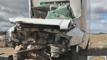 Couple, 14 dogs killed in Idaho crash