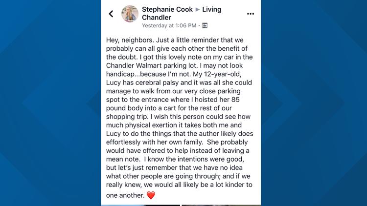 stephanie cook post