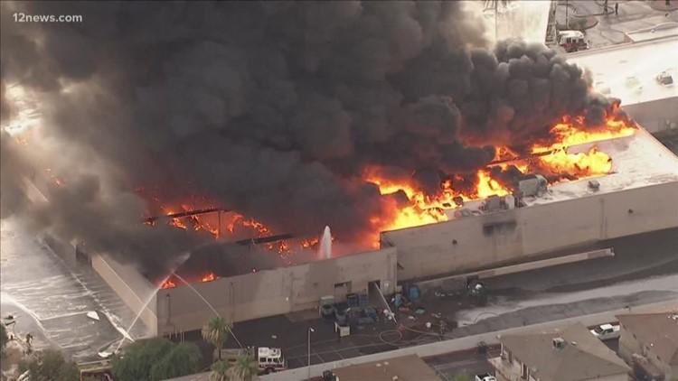 Safeway fire investigation complete