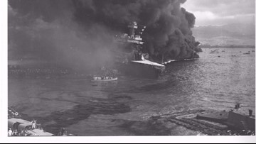 The Pearl Harbor warships that rose to fight again