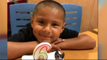 6-year-old boy who 'always wanted to have fun' killed in garlic festival shooting