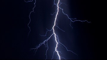 What it's like to survive a lightning strike