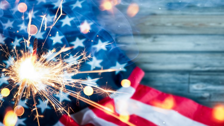 LIST: 4th of July events in East Texas