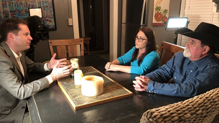 Amy Ayers' parents sit down with KVUE