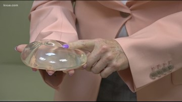 FDA warns about cancer link to breast implants: What to look for