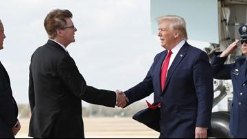 Lt. Gov. Dan Patrick files paperwork for President Trump to appear on 2020 Texas ballot
