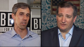 Beto O'Rourke calls Ted Cruz's ousting by protesters at D.C. restaurant 'not right'