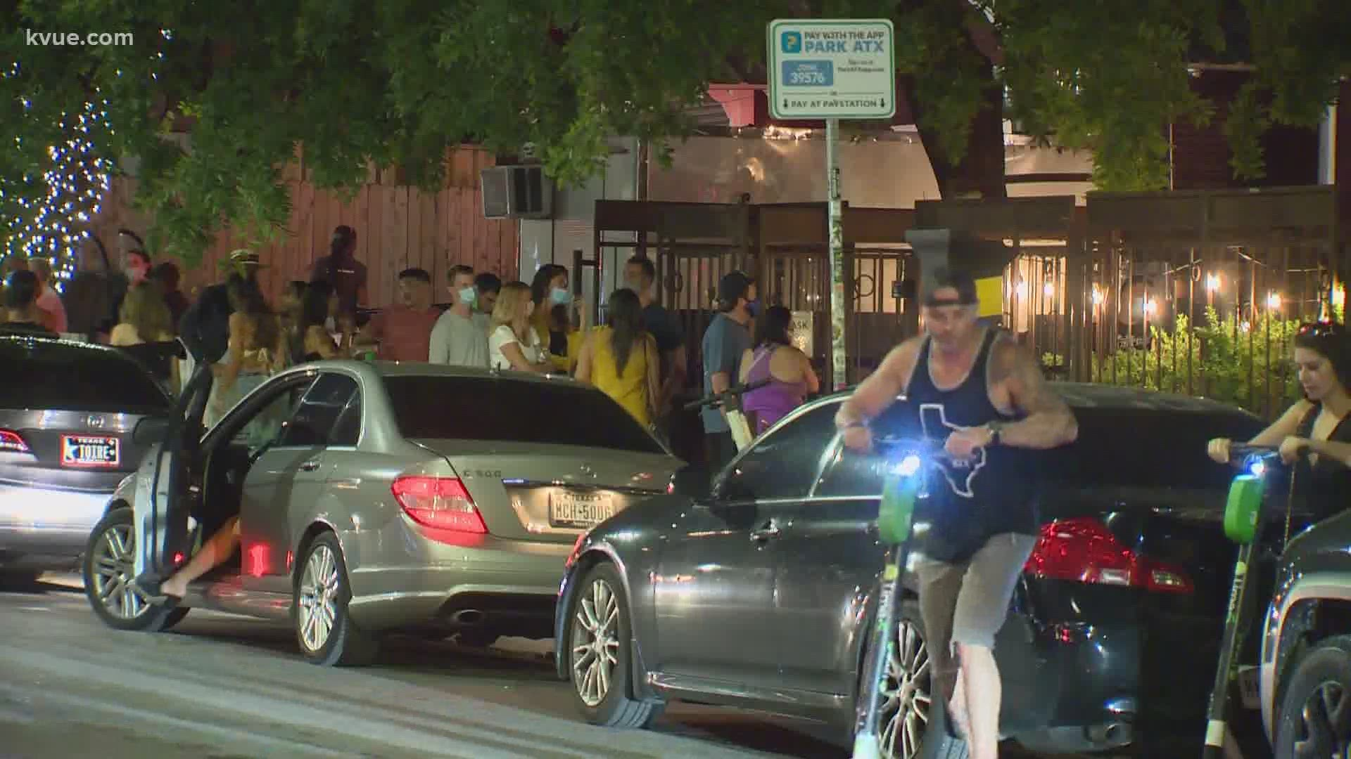 people visit bars other austin businesses over labor day weekend cbs19 tv cbs 19