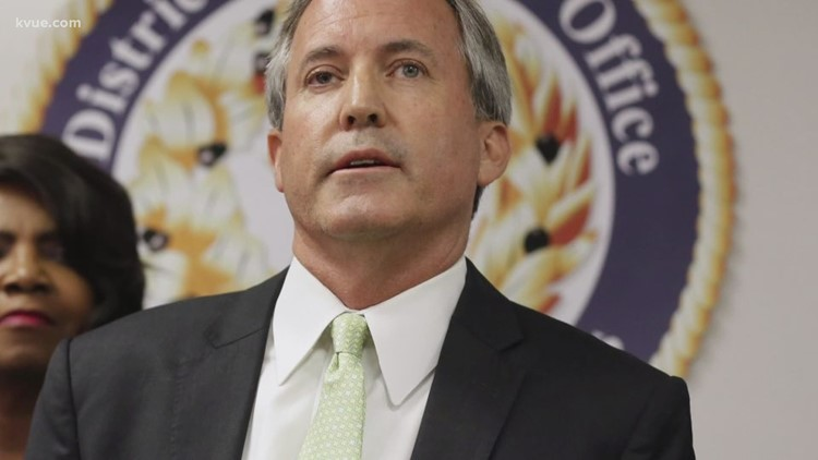 Ken Paxton tells The New York Times he doesn't support Greg Abbott for reelection — then tweets that he does