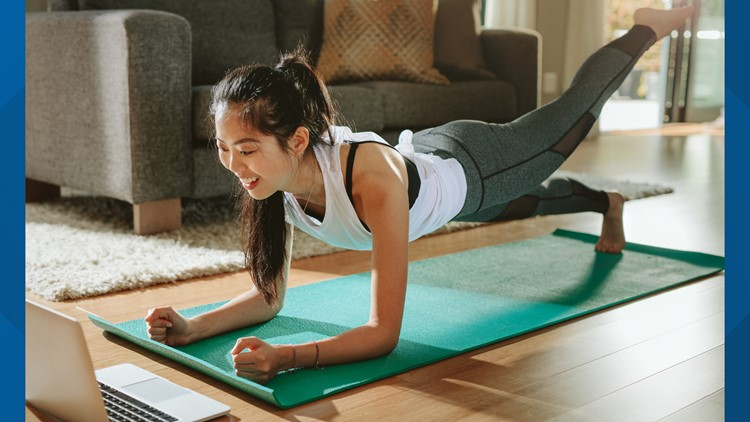 No gym needed: Self-isolation workouts you can do while social distancing