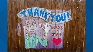 Give a round of applause for health care workers this Wednesday