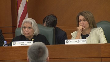 Social media, video game experts testify to Texas Senate mass violence prevention committee