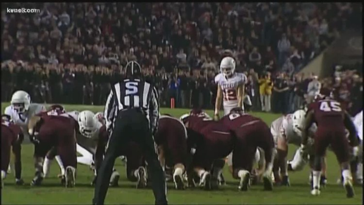 Longhorns' move to SEC sets up return of biggest football rivalry in Texas between UT and Texas A&M