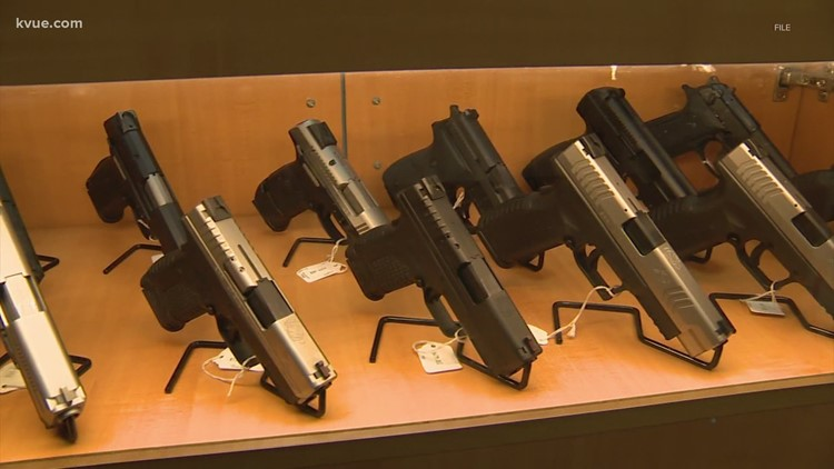 Texas Senate approves permitless carry bill