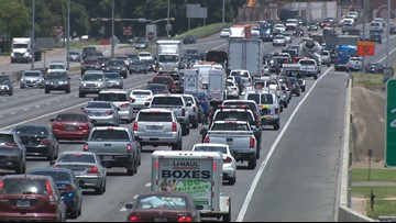 Texas one of the most driver-friendly states in the US, new study shows