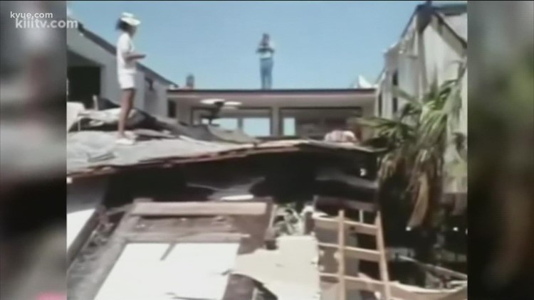 The Backstory: The Gulf hurricane that nearly destroyed Port Aransas
