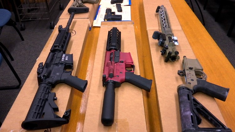 U.S. court says 'ghost gun' plans can be posted online