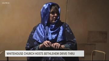 Whitehouse church hosts 'Drive-Thru Bethlehem' to celebrate Christmas season