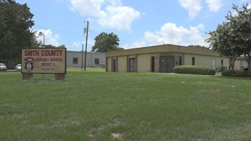 Smith County Emergency Services District No. 2 asking to approve a sales tax increase