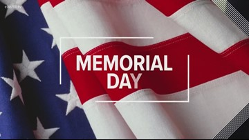 Memorial Day can affect those who served