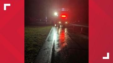 Traffic Alert: Rollover crash reported in Brownsboro