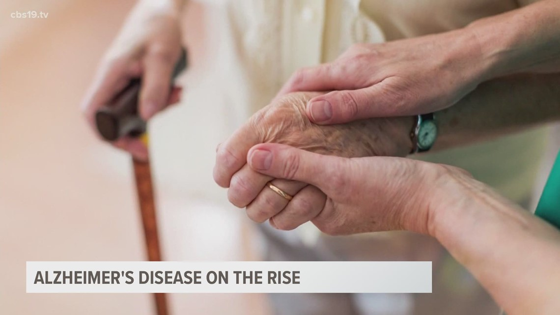 Alzheimer's, dementia cases continue to increase in East Texas