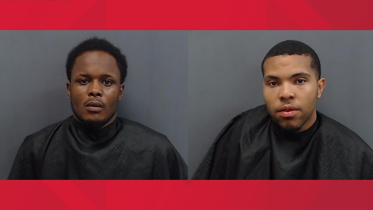 2 people arrested for aggravated robbery in Longview, police still searching for third suspect