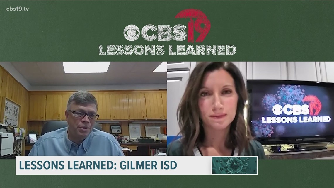 LESSONS LEARNED: Gilmer ISD focuses on endurance, flexibility and grace to get through 2020