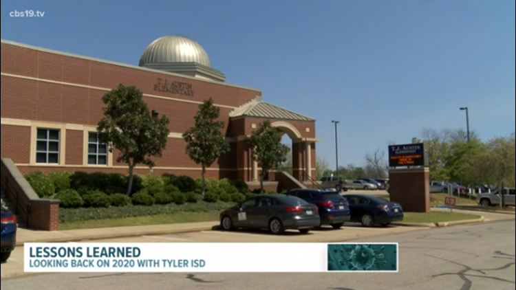 LESSONS LEARNED: Tyler ISD Superintendent reflects on 2020, struggles and successes