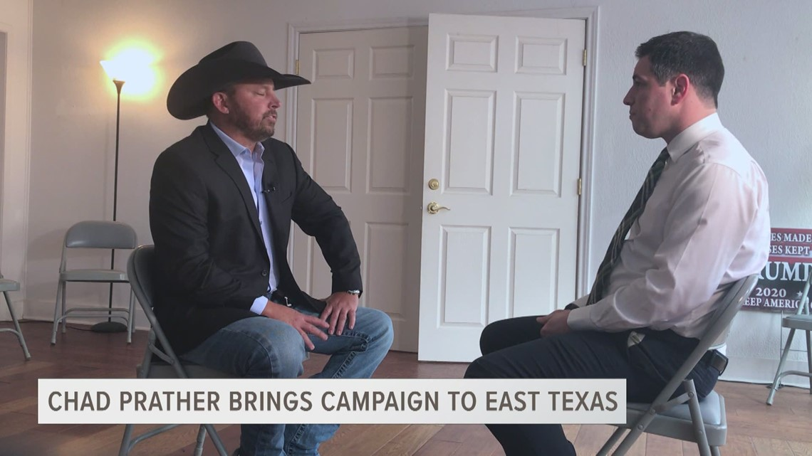 ETX Covered: Chad Prather for Governor, part one