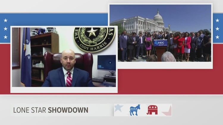 ETX Covered: State Rep. Cody Harris discusses the Texas elections bill, part two