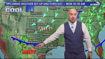 Sunday Evening Web Forecast